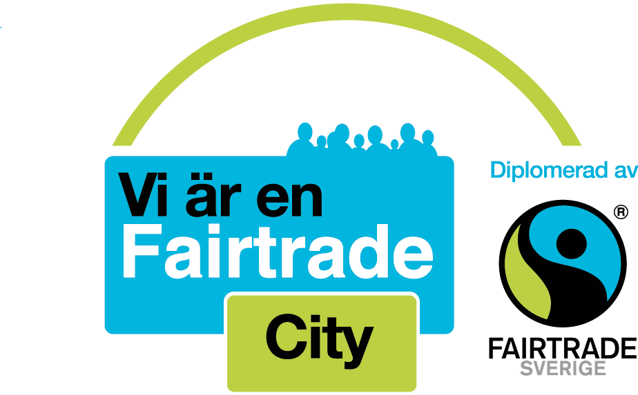Fairtrade City logotyp